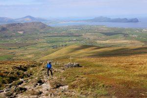 Mount Brandon walk in Kerry