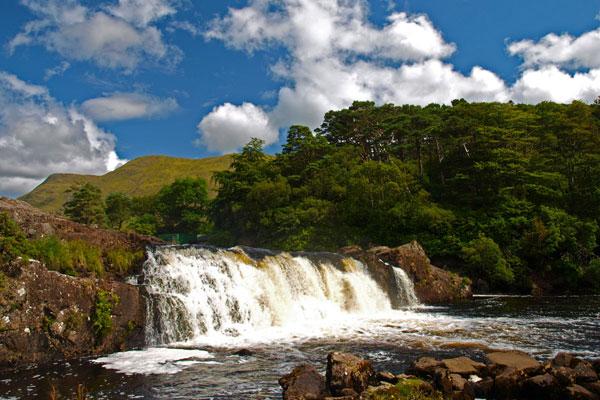 Aasleagh Falls, Connemara