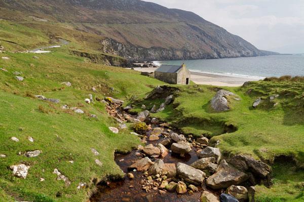 Keem Bay, Achill.