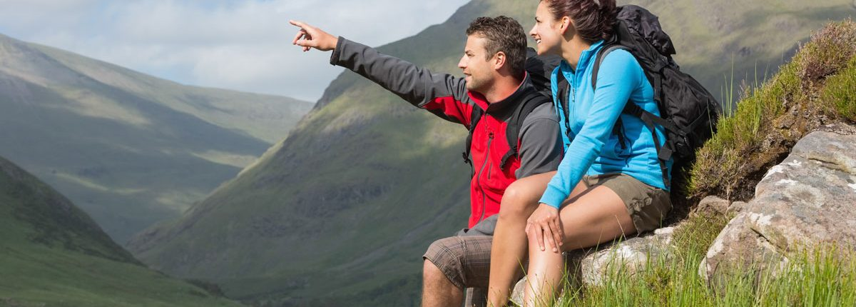 Hiking Holidays and Tours in Ireland