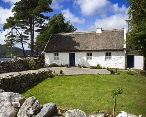Galway cottage