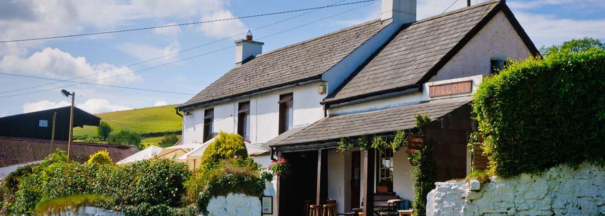 Rural Pub in Ireland