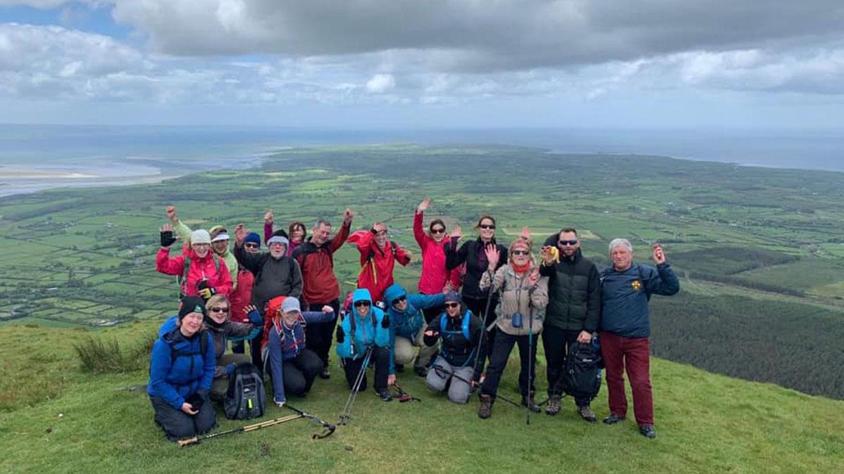 Guided Walking Holidays in Ireland - Hilltoptreks.com