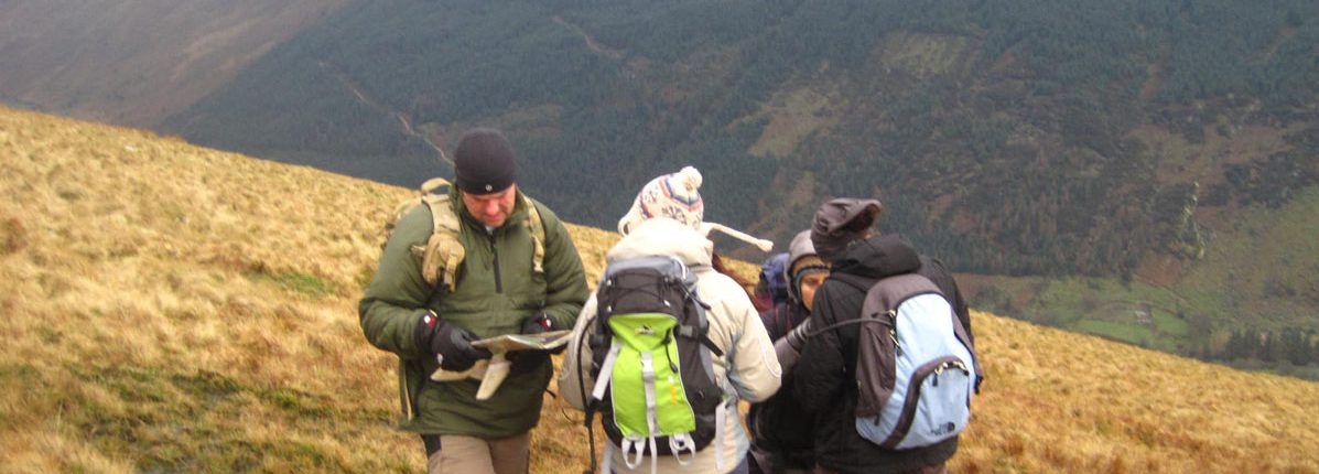 Map and Compass Course, Wicklow