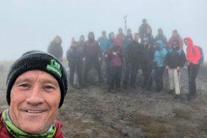 Summit of Mweelrea