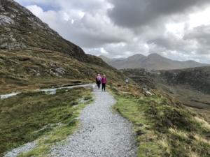 Walking in Connemara