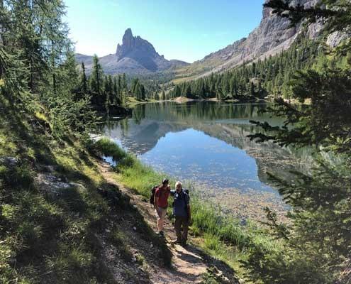 Crado De Lago - Dolomites
