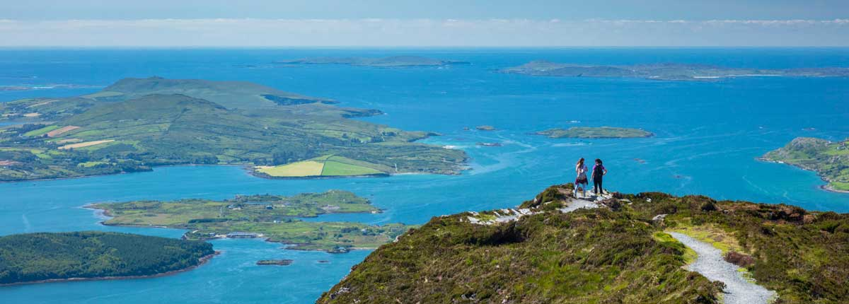 Guided Walks in Connemara