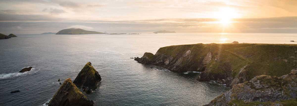 The Dingle Way Coastline