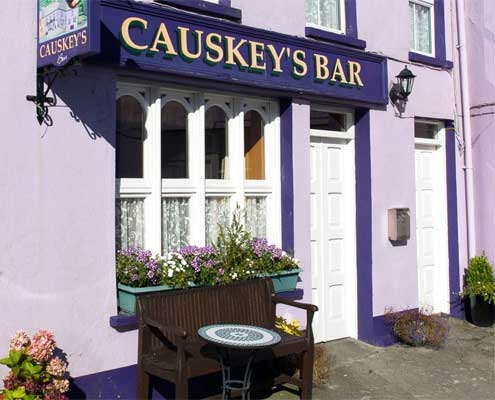 Causkeys Bar on the Beara Way