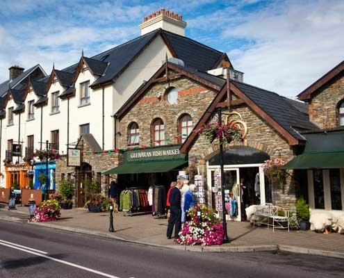 Glengarriff in Cork