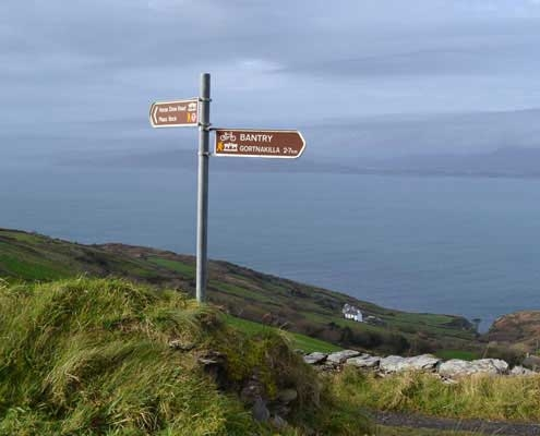 Signs for the Sheeps Head
