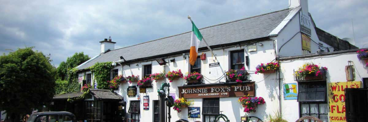 Johnny Foxs Pub