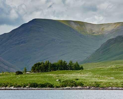 Killary Fjord - Connemara