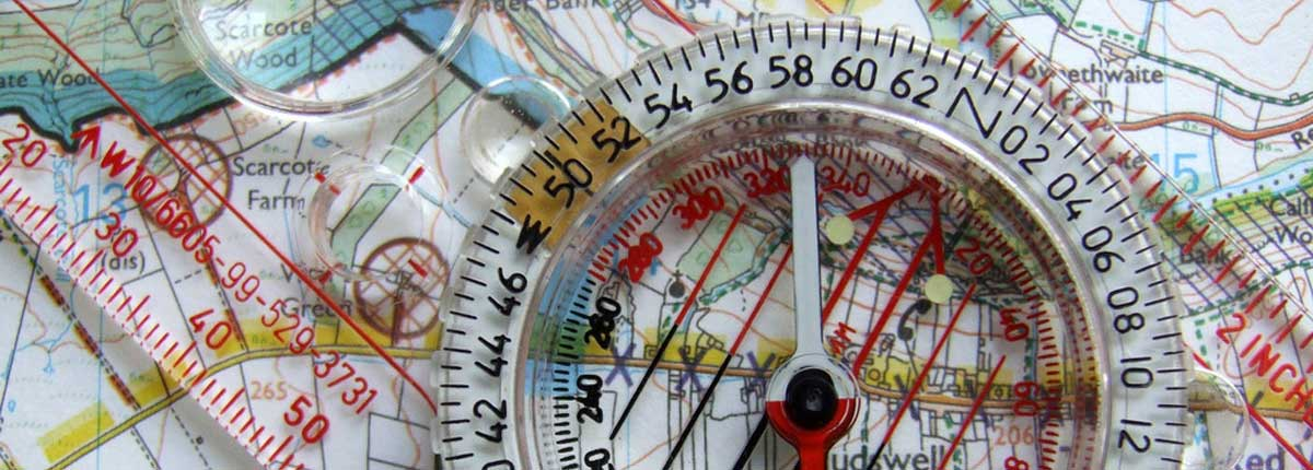 Map reading and Compass Course