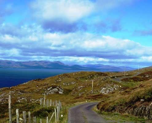 Self Guided walks Ireland