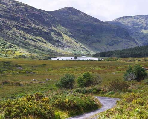 The Kerry way Ireland