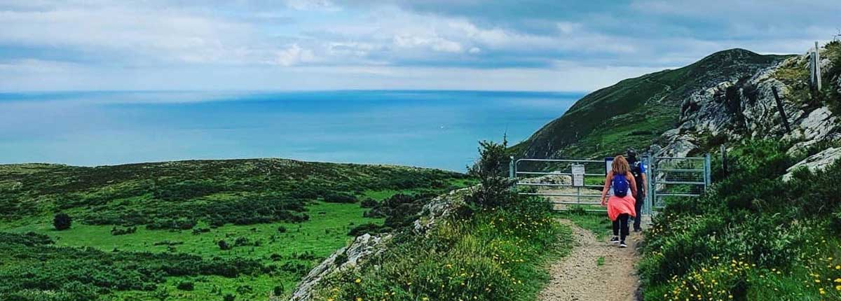 Guided Walks in Ireland