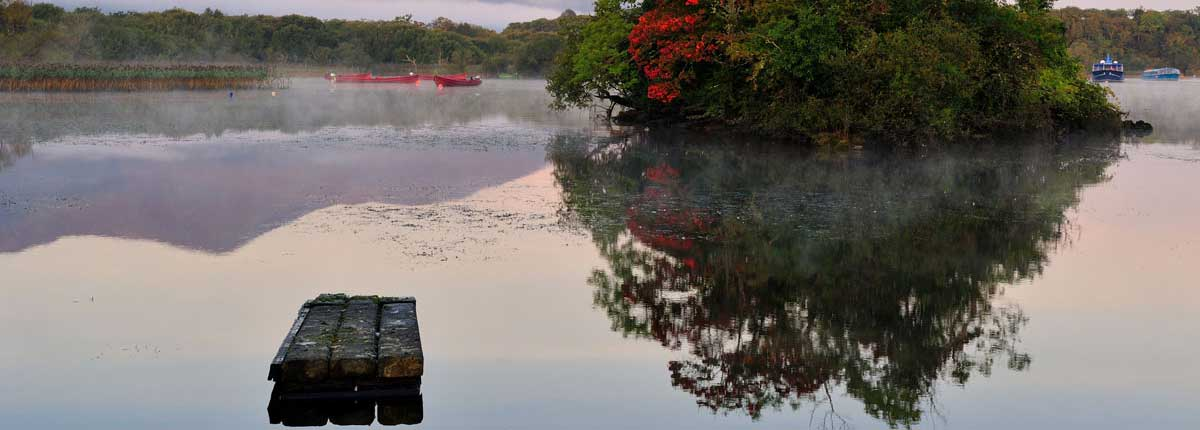 The Lakes of Killarney - Walking Holiday