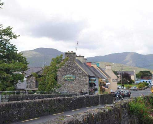 Sneem on the Kerry Way