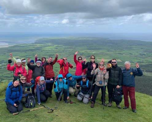 guided & self-guided walking holidays in Ireland
