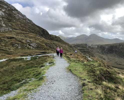 walking holiday Ireland