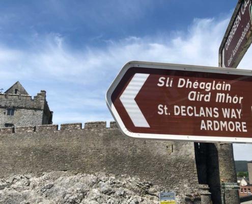 Declan's Way Sign
